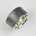 oxidised silver